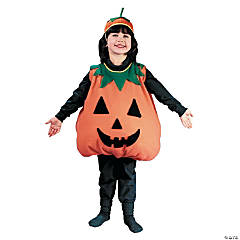 Toddler Plump Pumpkin Costume - 3T-4T