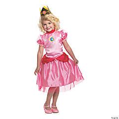 Toddler Princess Peach Costume - 3T-4T