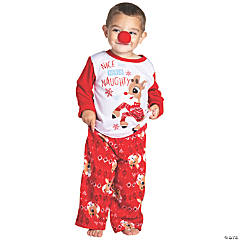 Toddler Rudolph the Red-Nosed Reindeer® Christmas Pajamas - 4T