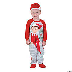 Toddler's Elf on the Shelf® Pajamas - 3T