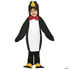 Toddler's Lightweight Penguin Costume - 3T-4T