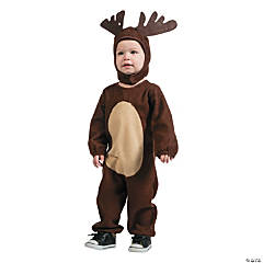 Toddler's Reindeer Costume - 1T-2T
