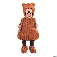 Toddler's Teddy Bear Costume - 2T-4T