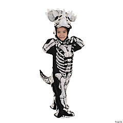 Toddler's Triceratops Halloween Costume - Extra Large