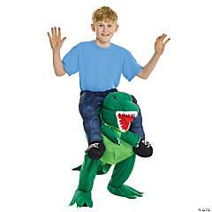 Toddler T-Rex Dinosaur Piggyback Costume