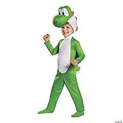 Toddler Yoshi Costume - 3T-4T