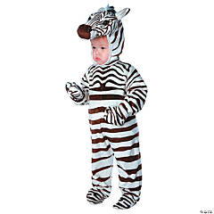 Toddler Zebra Costume - 2T