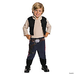 Toddler's Classic Star Wars™ Han Solo Costume - 3T-4T