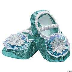 Toddler's Frozen Elsa Slippers