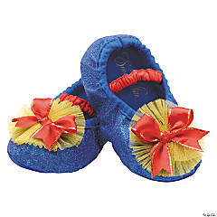 Toddler's Snow White Slippers