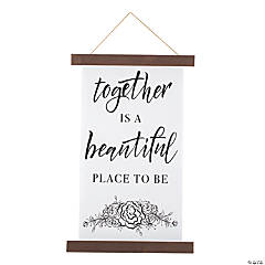 Together Is a Beautiful Place Banner