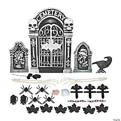 Tombstone Set Halloween Decorations
