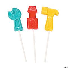 Tool-Shaped Lollipops