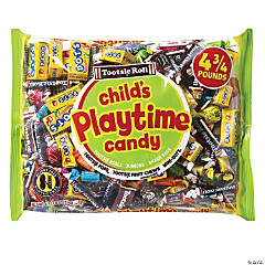 TOOTSIE Child's Play Candy Variety Bag, 4.75 lb