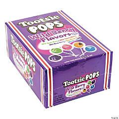 Tootsie Pops Wild Berry, 100 Count