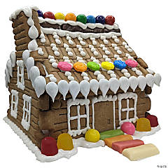 Tootsie Roll<sup>®</sup> Gingerbread House Kit