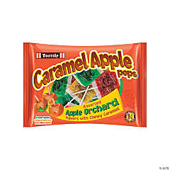 Tootsie® Caramel Apple Orchard Pops Assortment - 24 Pc.