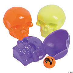 Toy-Filled Skulls