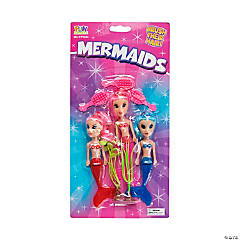 Toy Mermaids