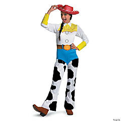 Toy Story Jessie Large Classic Adult Women's Costume