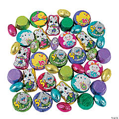 Traditional Chocolate Easter Candy Assortment - 215 Pc.