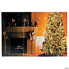 Traditional Christmas Backdrop