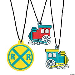 Train Necklaces