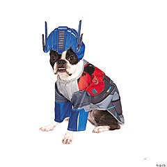 Transformers™ Deluxe Optimus Prime Dog Costume - Extra Large