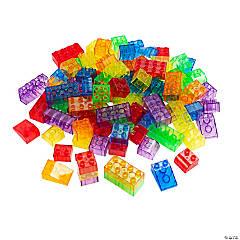 Translucent Color Bricks