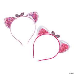 Transparent Confetti Headbands