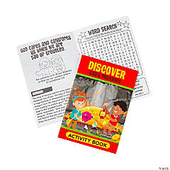 Treasure Hunt VBS Activity Books