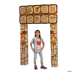 Treasure Hunt VBS Archway Cardboard Stand-Up