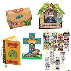 Treasure Hunt VBS Craft Assortment for 12