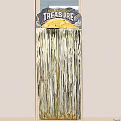 Treasure Hunt VBS Door Curtain with Border