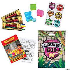 Treasure Hunt VBS Handout Kit for 48