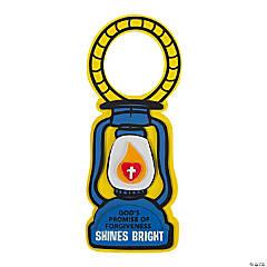 Treasure Hunt VBS Lamp Doorknob Hanger Craft Kit
