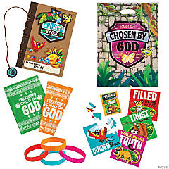 Treasure Hunt VBS On-the-Go for 48