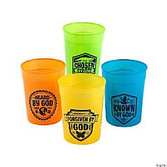 Treasure Hunt VBS Plastic Cups