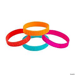 Treasure Hunt VBS Silicone Bracelets