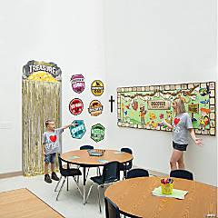 Treasure Hunt VBS Small Wall Decorating Kit