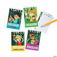 Treasure Hunt VBS Spiral Notepads