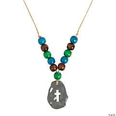 Treasure Hunt VBS Stone Beaded Necklace Craft Kit