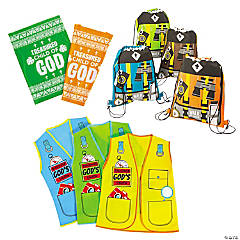 Treasure Hunt VBS Wearables Set for 48