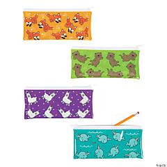 Trendy Animal Pencil Cases