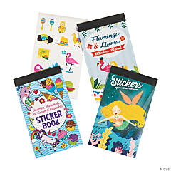 Trendy Characters Books of Stickers