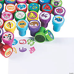 Trendy Kids' Stamper Assortment - 50 Pc.