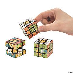 Trendy Space Mini Puzzle Cubes