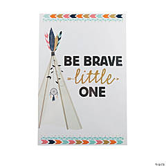 Tribal Baby Shower Sign
