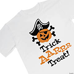 Trick-or-Treat Youth Short Sleeve T-Shirt - Large