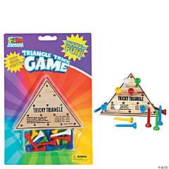 Tricky Triangle Games Clip Strip
